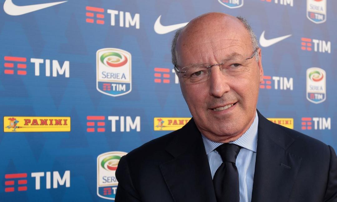 Clausola Icardi: Marotta innamorato ferito, la Juve è un'ossessione