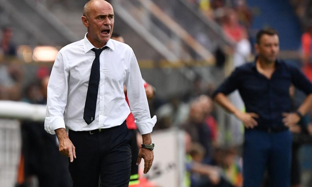 Martusciello: 'Sarri può andare in panchina. Mercato? Qualcuno non è lucido, Dybala turbato dopo Parma'