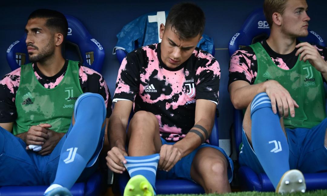 Juve, 400 milioni in panchina: a Parma valeva più dei titolari