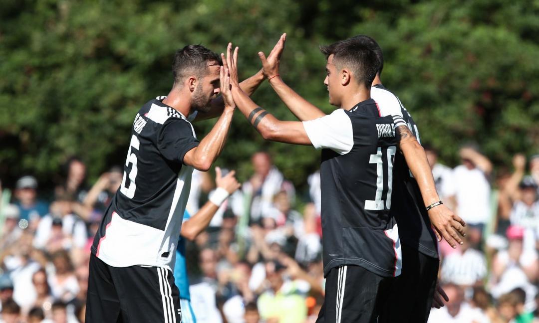 Verso la Fiorentina: Sarri c'è, un solo dubbio di formazione. E Dybala...
