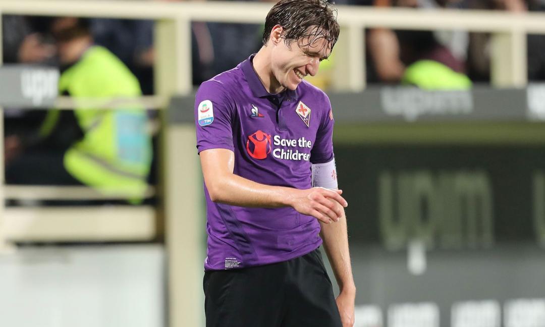 Chiesa: l'Inter tenta il giocatore ma la Juve ha un vantaggio