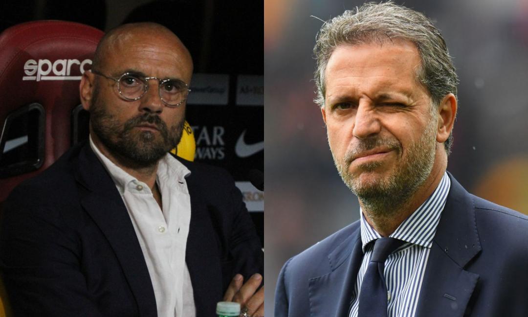 Paratici bussa alla Roma: vuole due giocatori