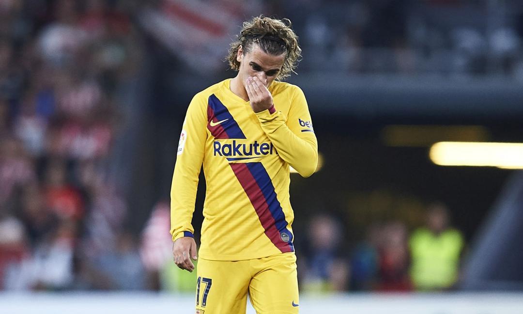 Mercato Juve, il Barcellona cambia mire per Griezmann: le ultime