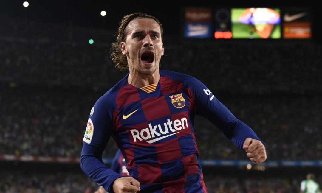 Juve, senti lo sfogo di Griezmann: 'Infelice al Barcellona!'