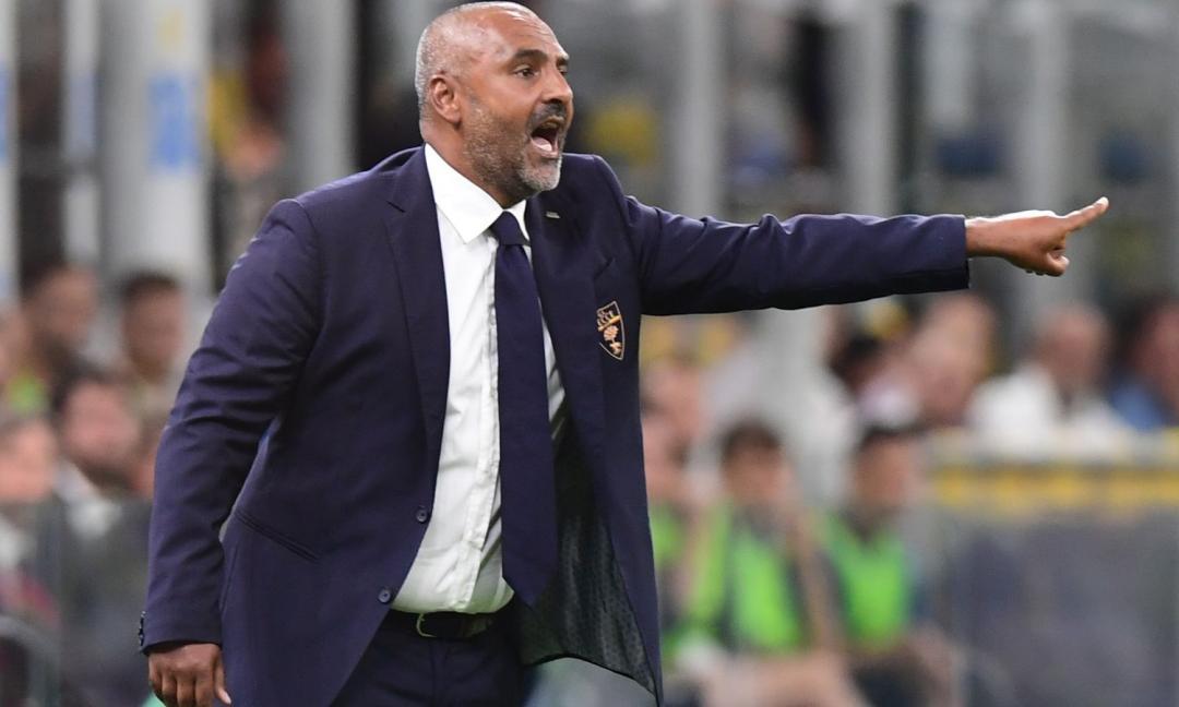 Lecce, Liverani: 'Grazie alla Juve abbiamo ripreso fiducia'