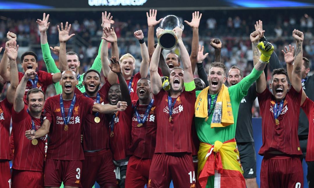 Supercoppa Europea: la Juve si congratula con il Liverpool, tifosi divisi