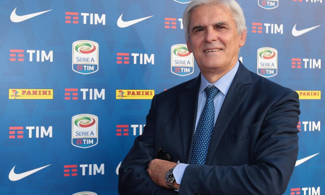 Aia, il presidente Nicchi: 'Arbitri pronti a ripartire, per la sala Var...'