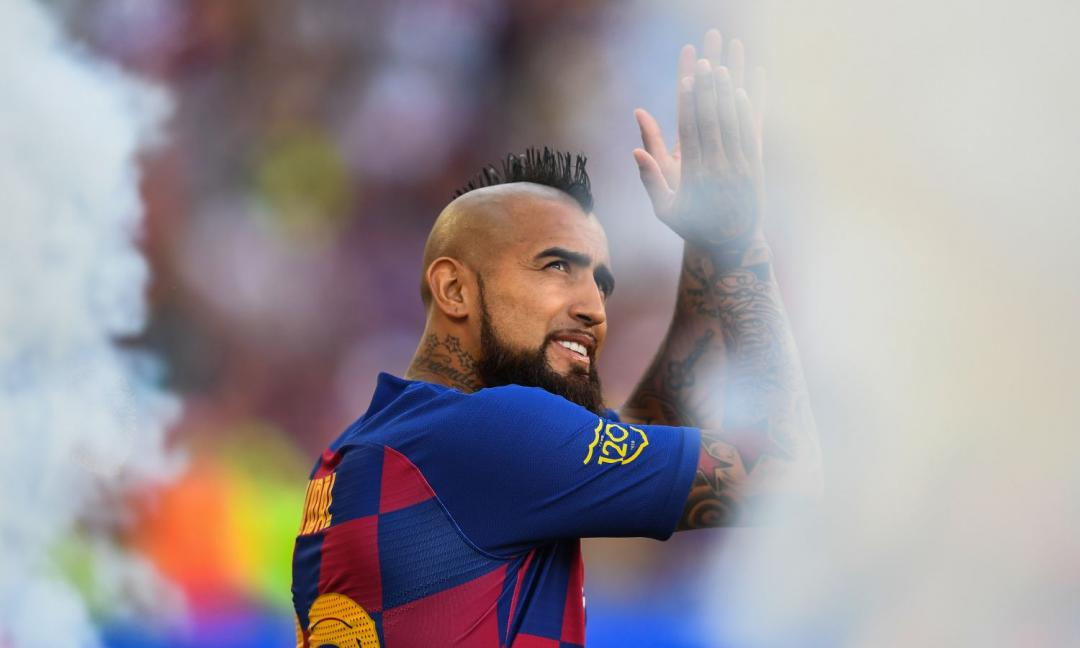 Vidal può finire nell'affare Neymar: perché è una buona notizia per la Juve