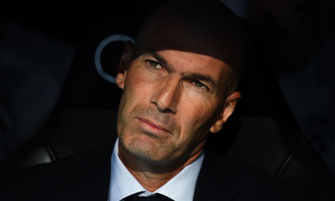 Zidane, panchina in bilico. La Juve…