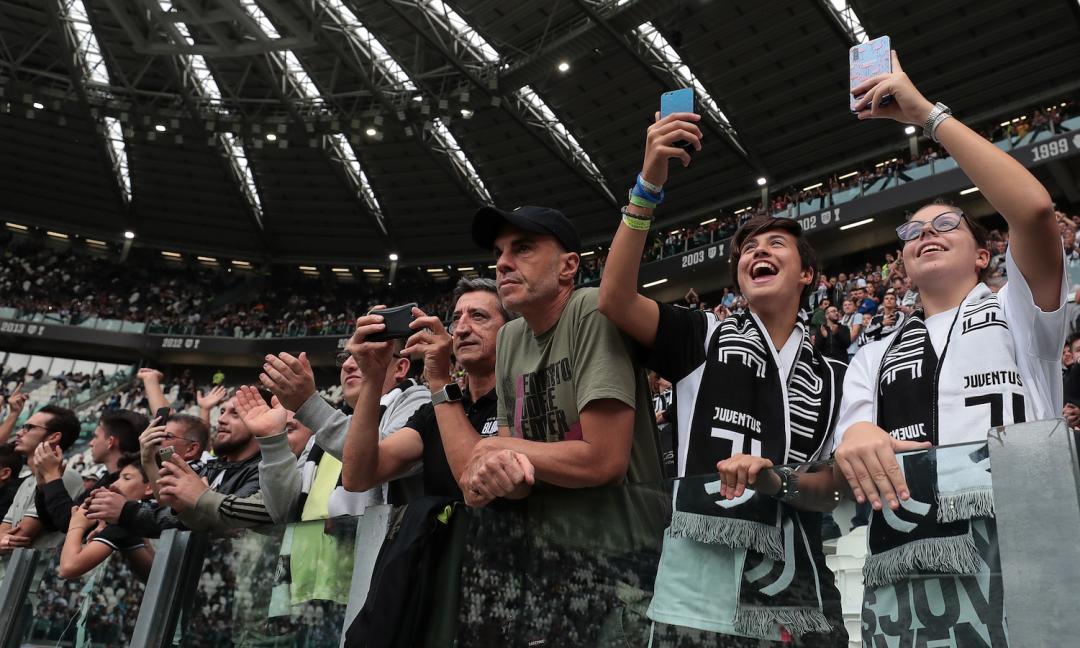 Juve-Udinese, bianconeri in gol allo Stadium per la 39a volta consecutiva