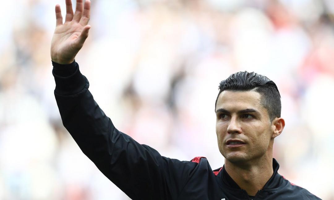 Ronaldo sguardo al futuro: c'è il Manchester United