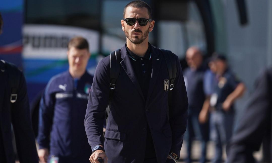 Bonucci guida la Nazionale in visita al Bambin Gesù VIDEO
