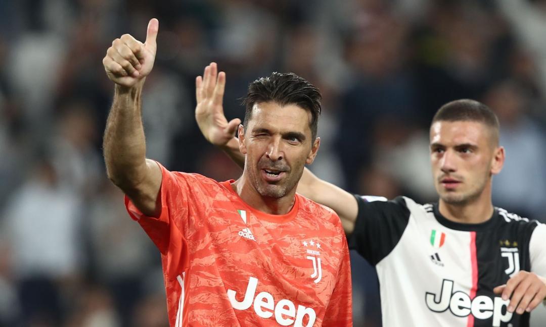 Buffon torna allo Stadium e salva la Juve: a 41 anni è ancora decisivo