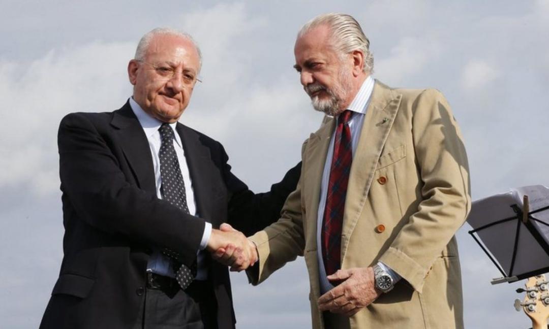 De Luca duro: 'Juve-Napoli? E' stata creata confusione e non c'è stata trasparenza: cose da circo!'