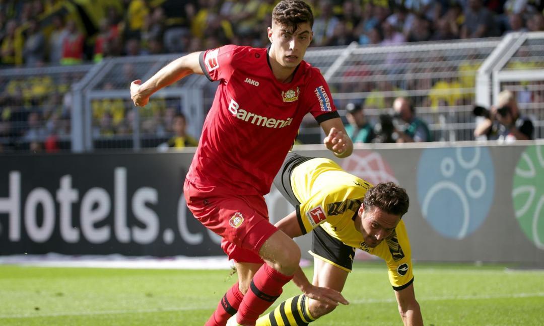 Il Bayern Monaco mette la freccia per Havertz: superata la Juve