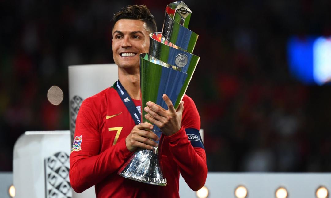 'Un tocco di magia': Ronaldo pubblica il suo pazzesco gol! VIDEO