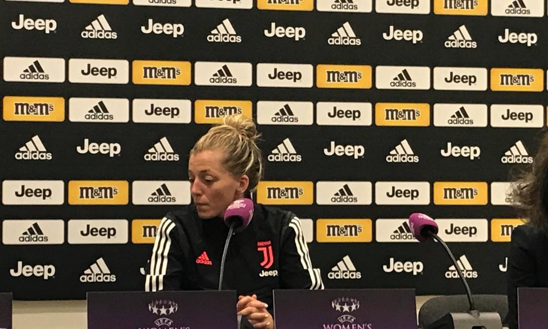 Women, Sembrant: 'Juve ambiziosa, Barça di un altro livello'