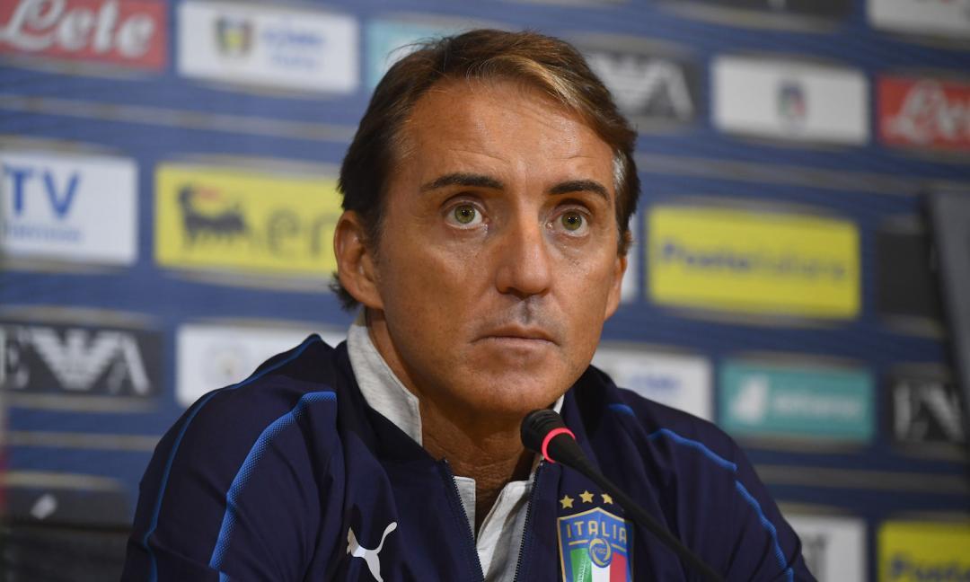 Italia, Mancini: 'Ho un solo dubbio per stasera, riguarda Bernardeschi'