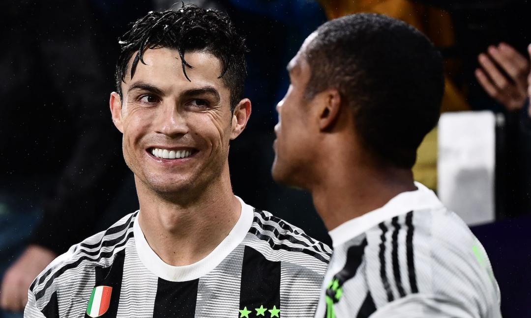 Ronaldo, FOTO 'mostruosa' durante l'allenamento. E Pinsoglio scherza così