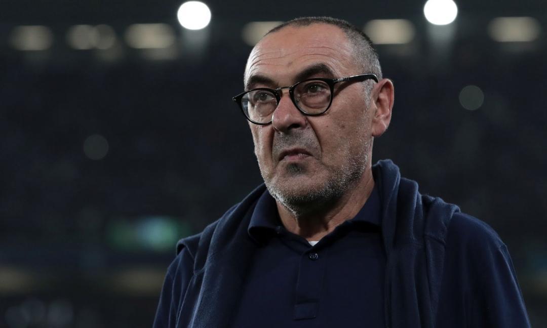 Sarri: 'Preso un gol evitabile, risultato ok ma fatichiamo a migliorare'