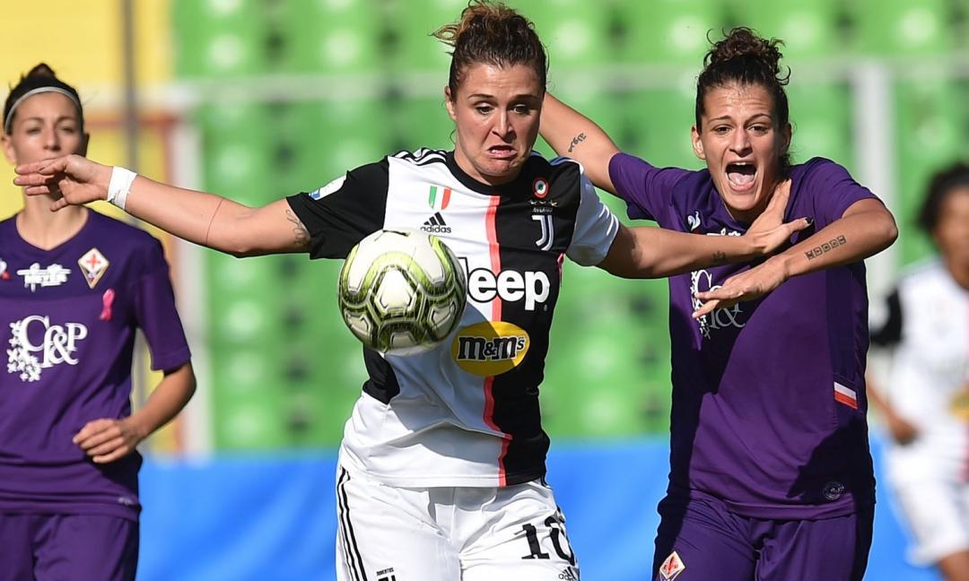 Juve Women, Girelli: 'Più difficile segnare in campionato. La Champions..'