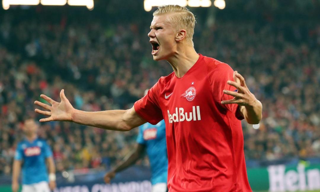 Tutti su Haaland: nuova rivale a sorpresa per la Juve