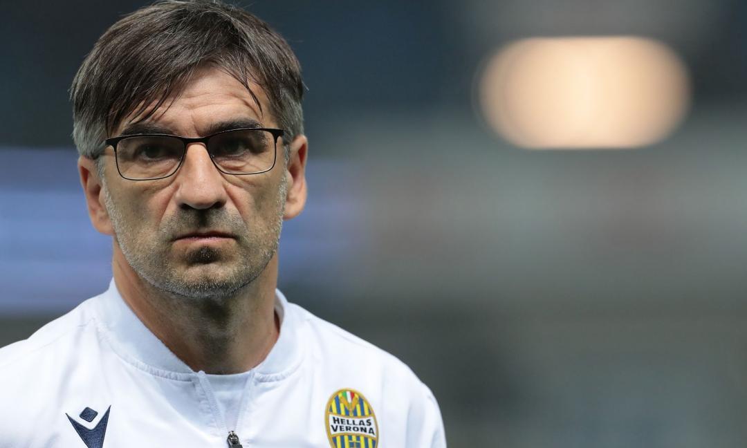 Verona, Juric: 'Ho parlato con Balotelli. Conte? Io non mi lamento'