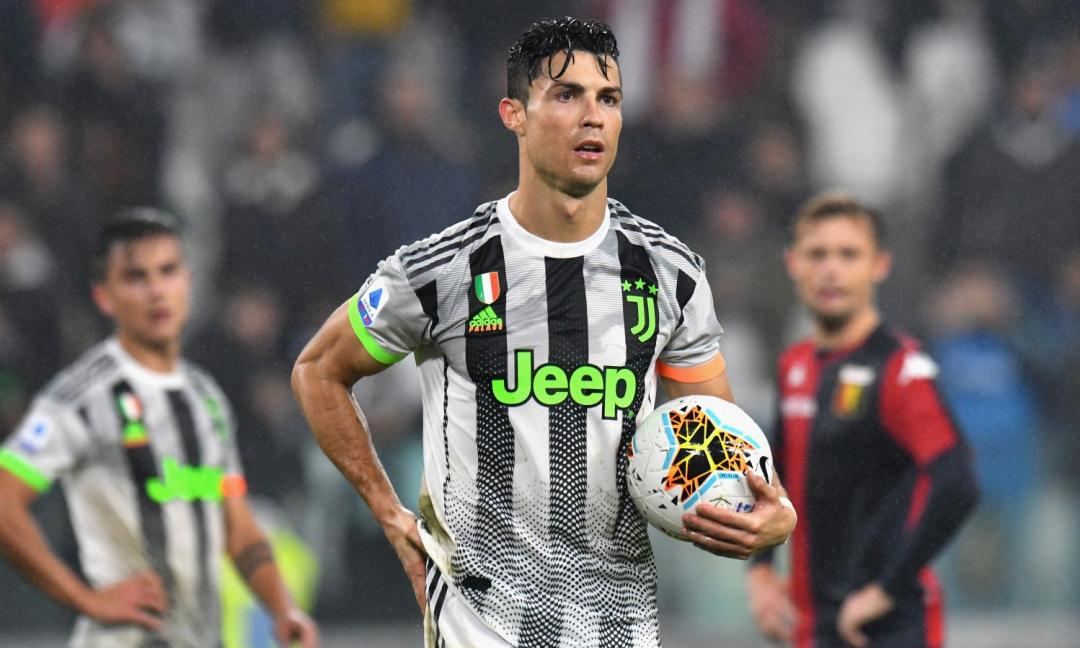 La maglia di Juve-Genoa sarà in vendita negli store: ecco quando ...