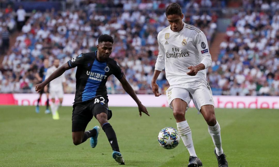Varane: 'Ronaldo è un esempio per tutti, ho imparato tanto da lui'