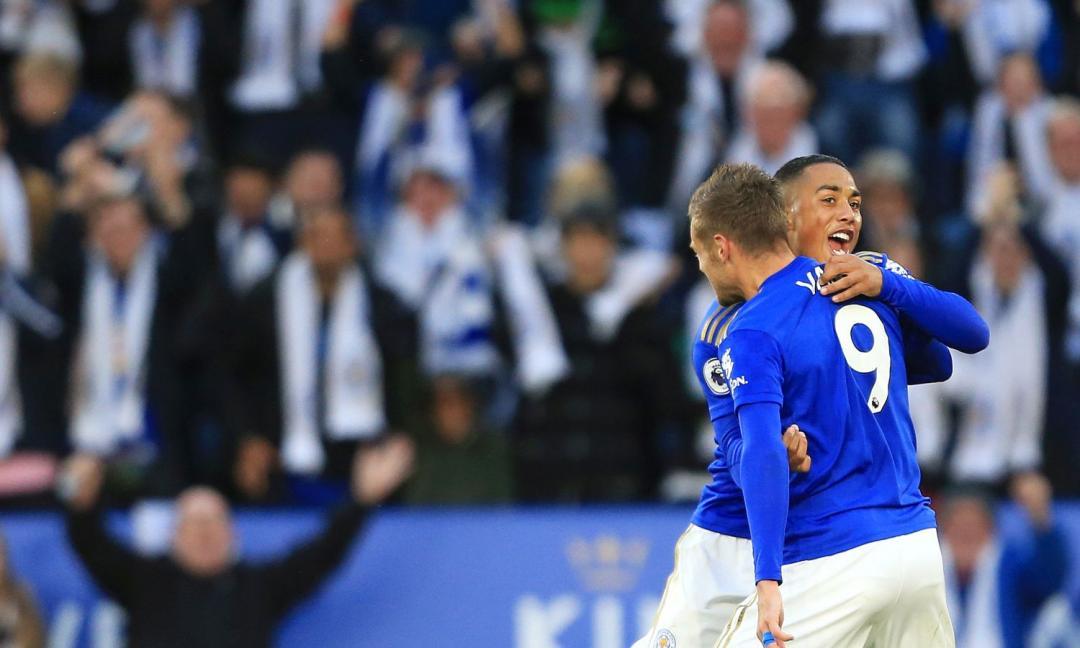 Premier League: favola Leicester, Arsenal KO. Vince anche il Chelsea