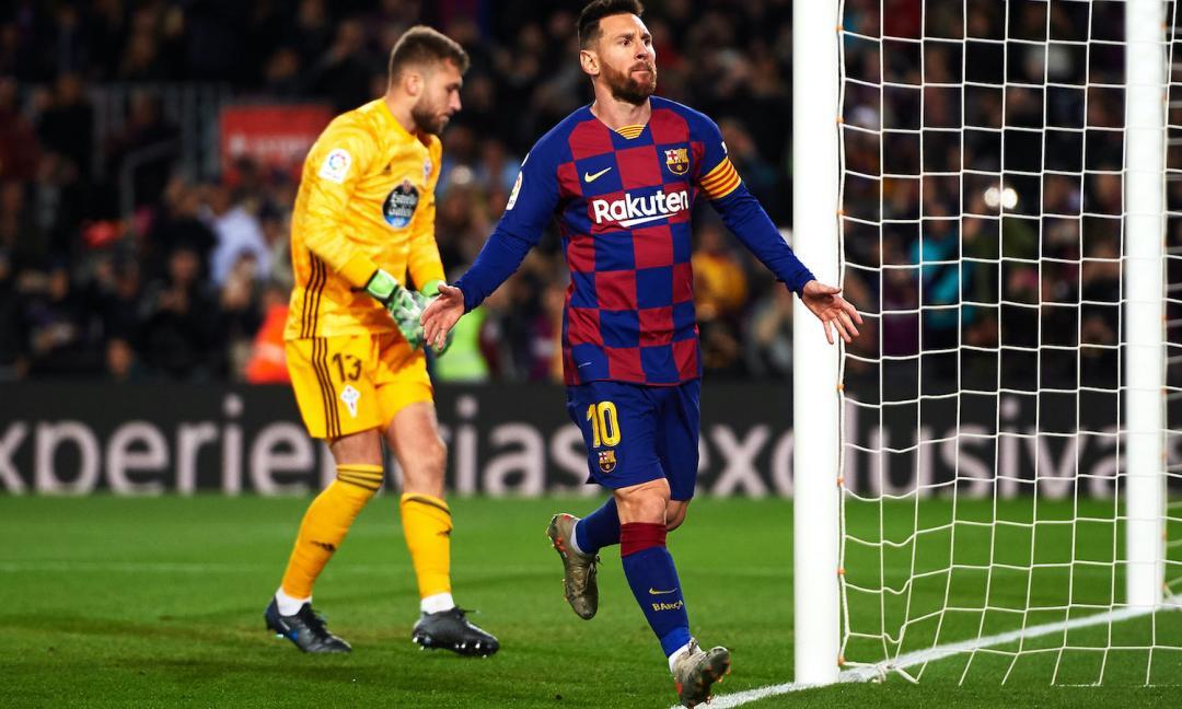 Messi show: due gol su punizione e un messaggio a CR7 VIDEO
