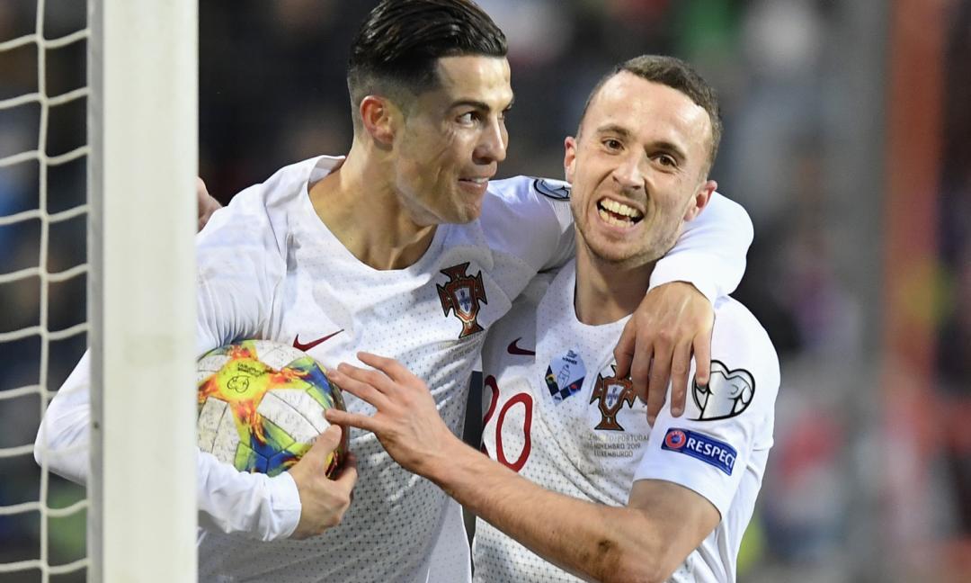 Ronaldo: 'Sostituzione con il Milan? Nessuna polemica, gioco infortunato per la Juve'