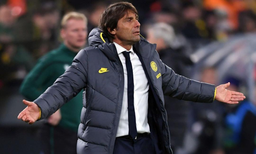 Inter, Conte: 'La Juve è avanti da tanto tempo, per noi è un momento difficile'