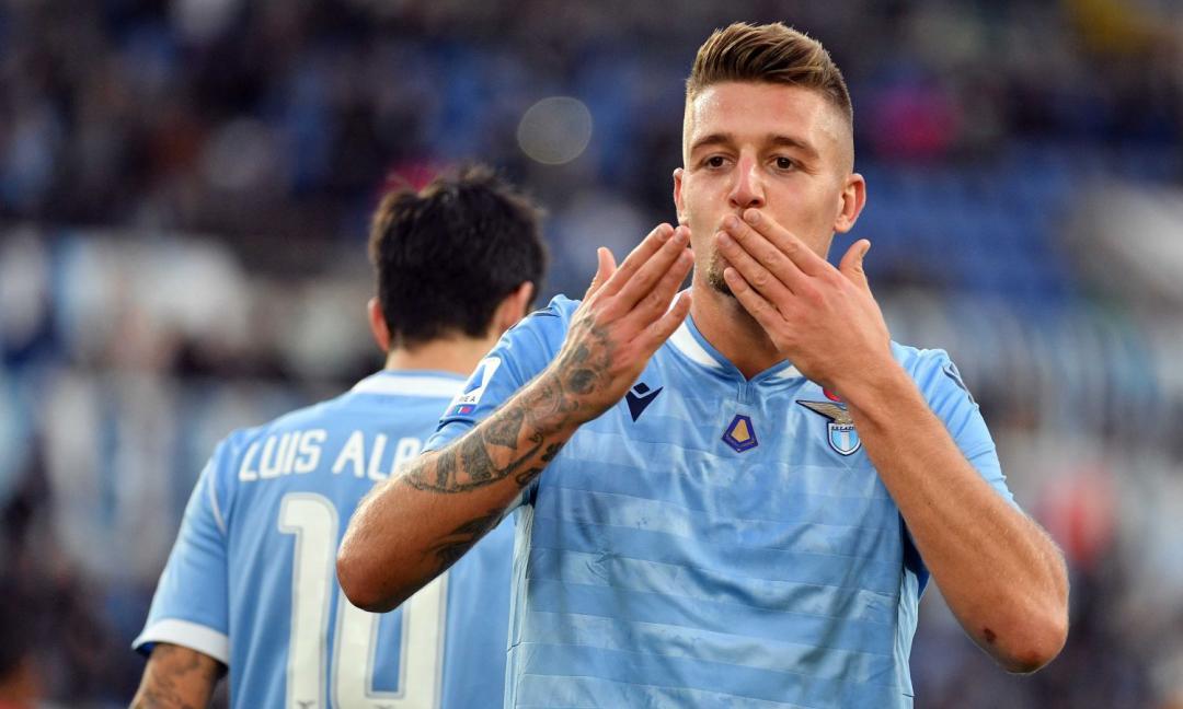 Serie A: Cagliari, che cinquina! Lazio terza, Roma sconfitta a Parma