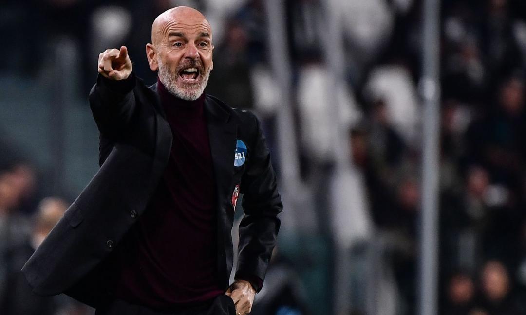 Milan, Pioli: 'Juve? Abbiamo giocato alla pari, manca solo il risultato'