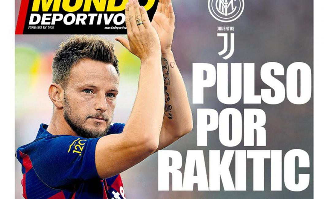 Dalla Spagna: Juve-Rakitic, contatti con il Barcellona