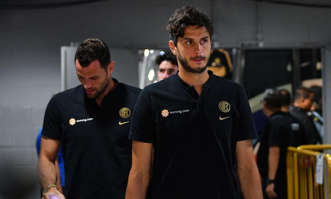 Inter, Ranocchia: 'Juve? L'obiettivo è giocarcela fino alla fine'