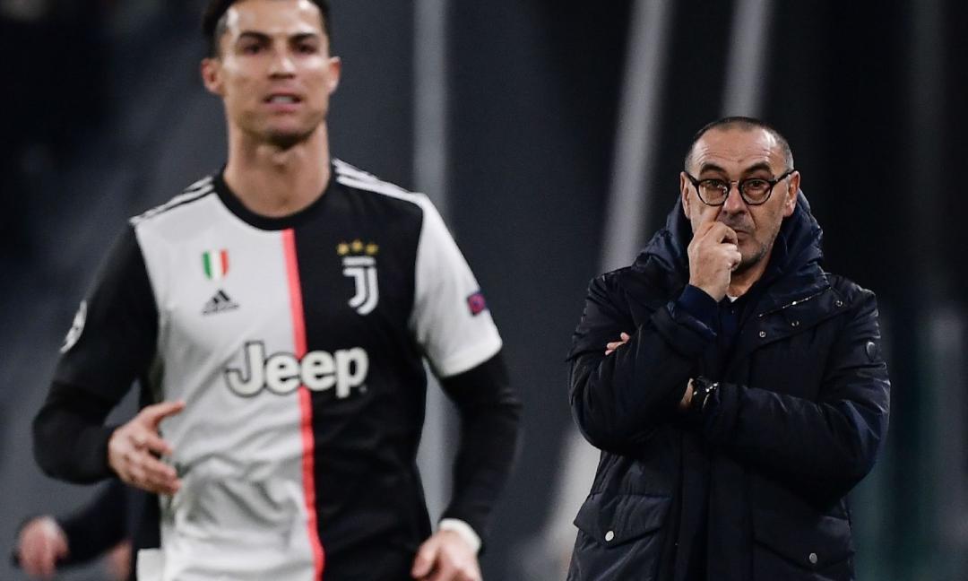 Con questo Ronaldo la Juve gioca in 10: Sarri deve avere il coraggio di escluderlo