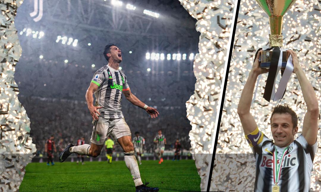 Best of The Decade: da Del Piero a CR7 tutto il meglio dell'ultimo decennio di Juve