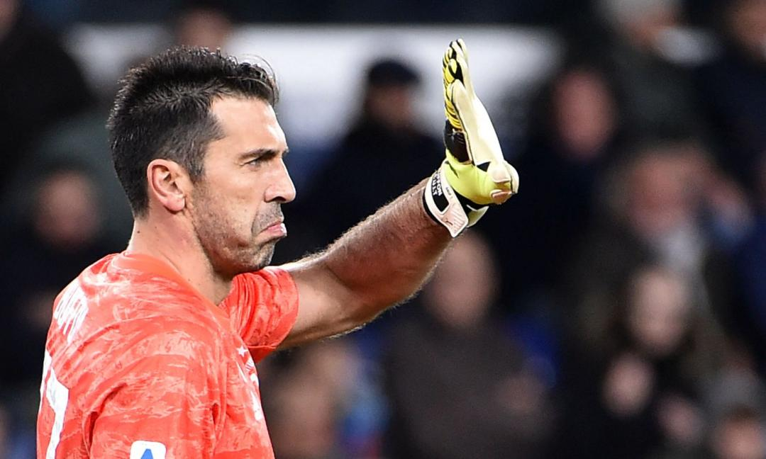 Sarri e il rinnovo di Buffon: 'Decide lui' VIDEO