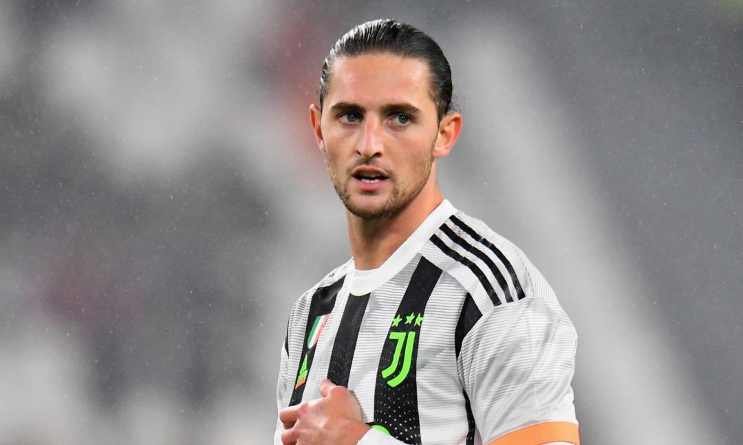 Juve, Rabiot di nuovo al bivio: con il Napoli una super prestazione, basterà per il futuro?