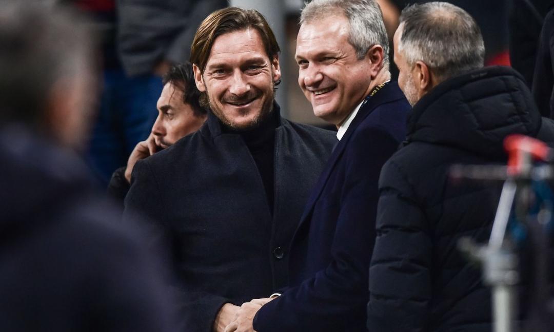 Juve, senti Fienga: 'La Roma terrà i giocatori funzionali al progetto'. Ma Dzeko...