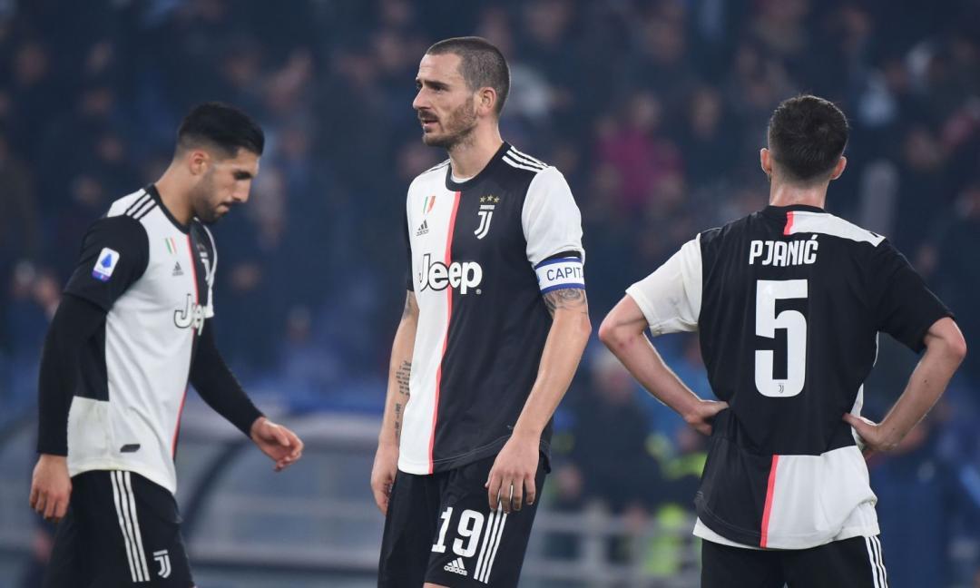 Juve, Bonucci: 'Mai accontentarsi, guardiamo avanti'