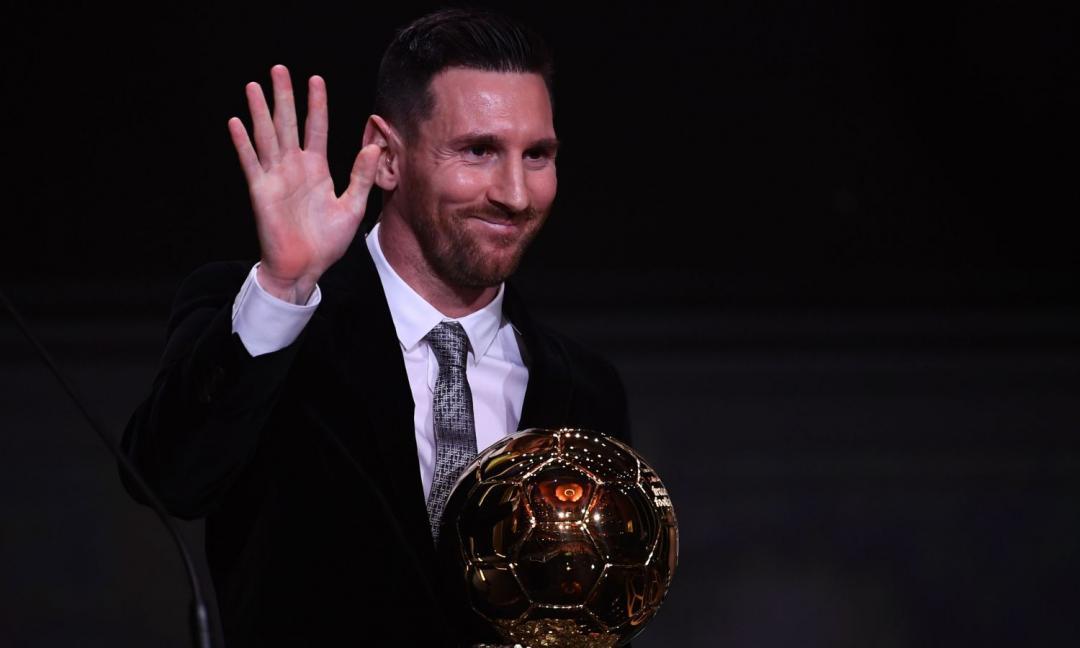 Pallone d'Oro, i numeri ufficiali delle votazioni: Ronaldo lontanissimo da Messi!