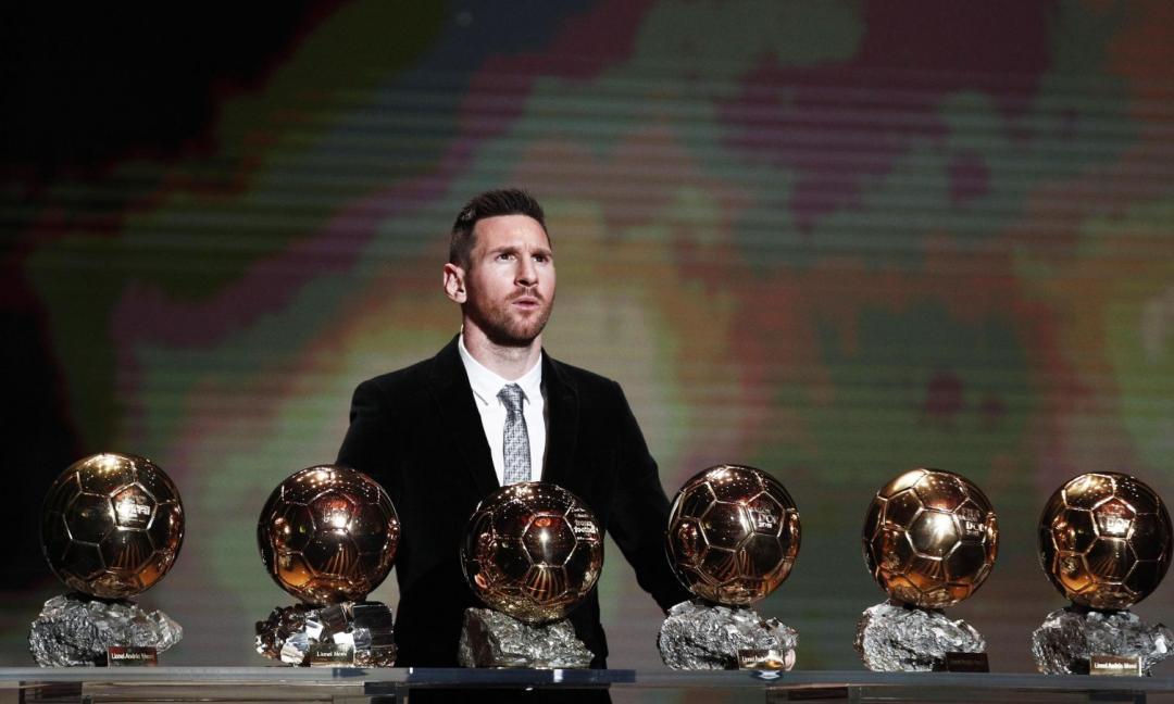 Messi: 'Ecco perché Ronaldo non ha vinto il Pallone d'Oro, ho sofferto quando ha vinto il quinto'