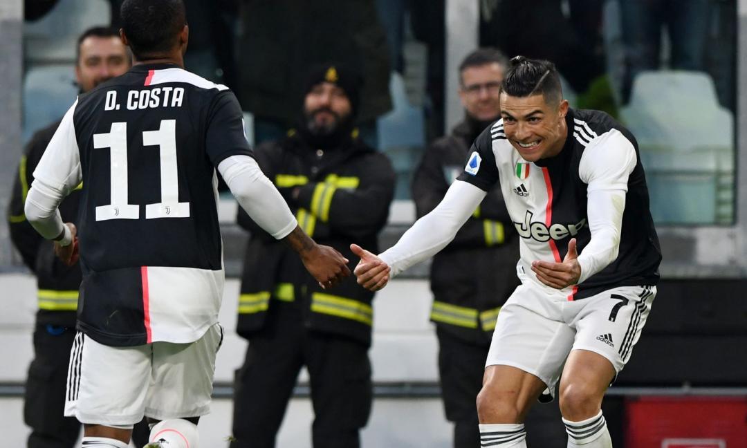 Coppa Italia, Juve in semifinale: che numeri!