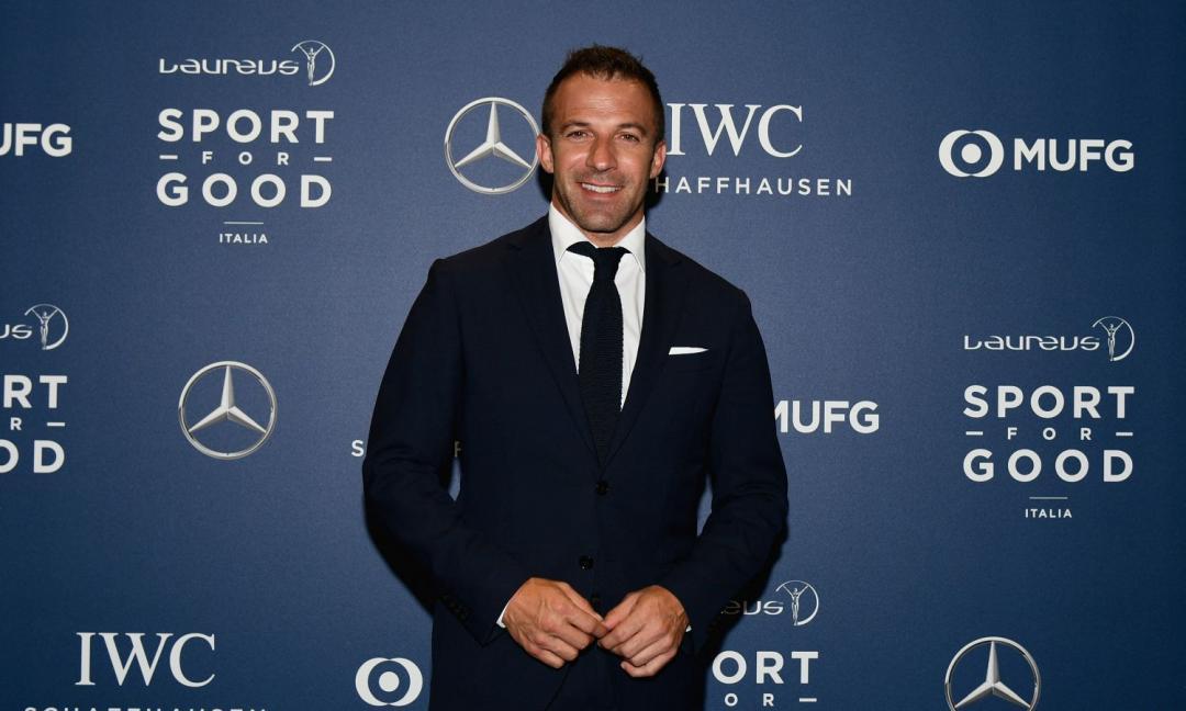 Del Piero: 'Giocatori fuggono dall'Italia? Anche il volo è un pericolo'