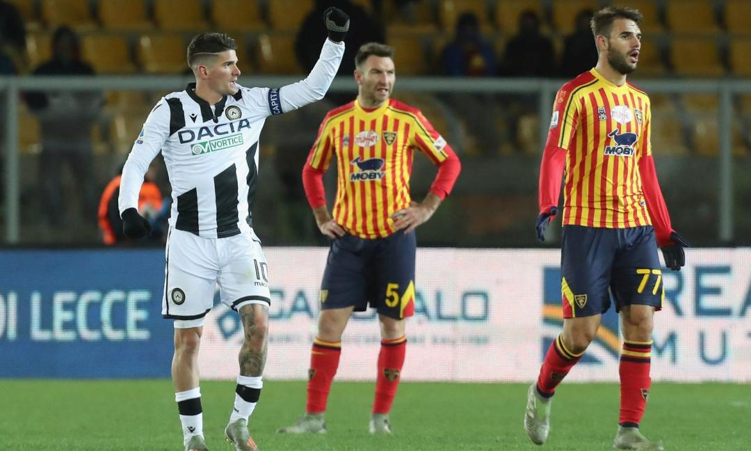 Juve-Udinese, De Paul è in striscia positiva: ecco i suoi numeri