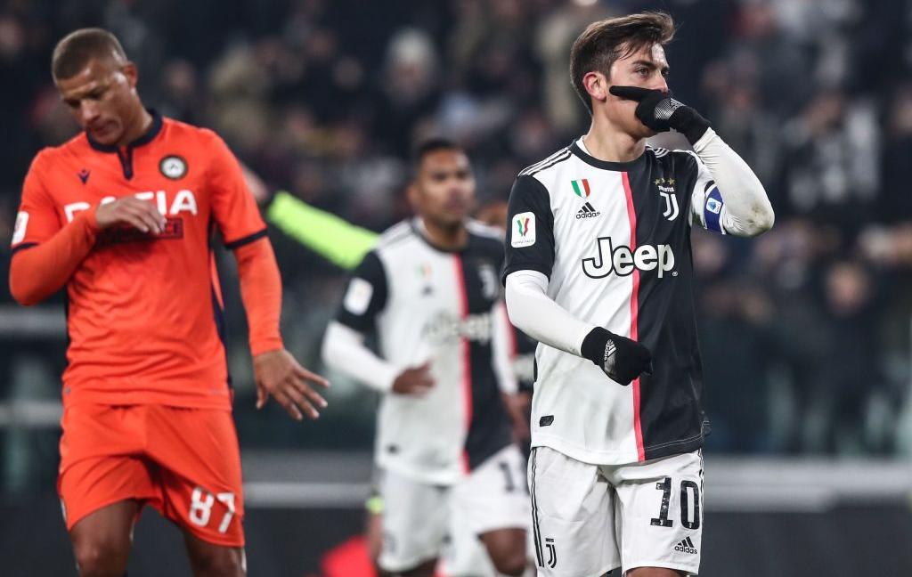 Coppa Italia, Juve ai quarti: affronterà una tra Parma e Roma
