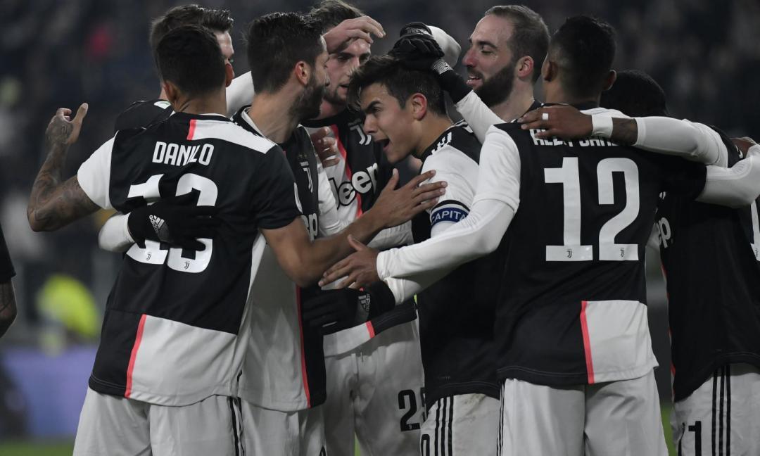 Juve-Udinese 4-0 PAGELLE Dybala-Higuain show, bene Rugani